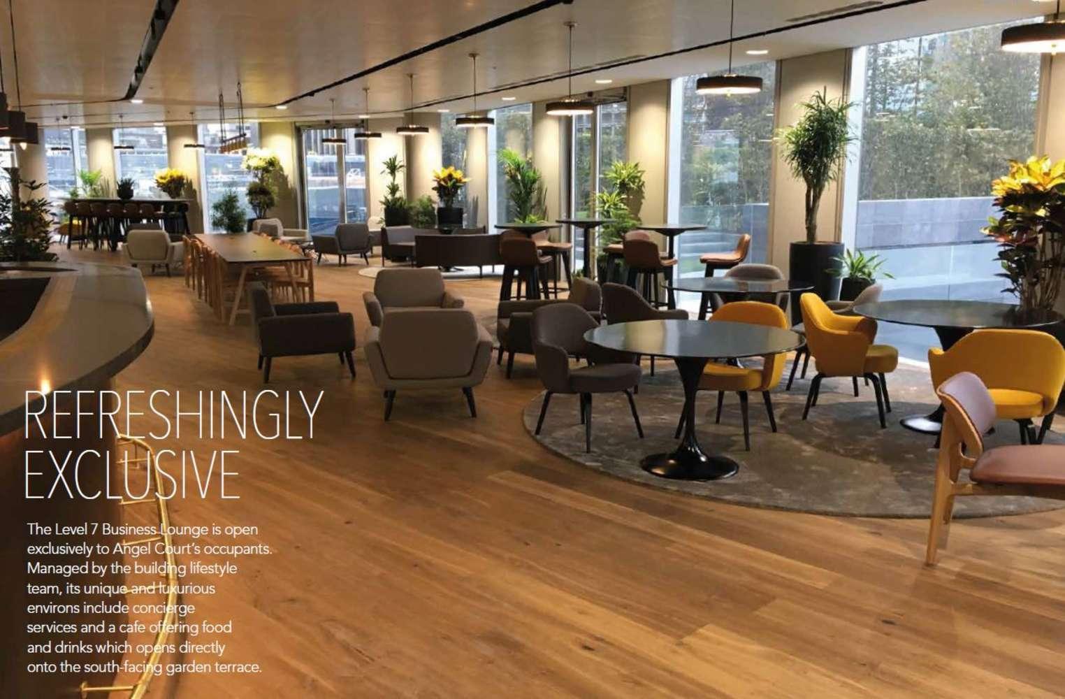 Office London, EC2R 7EQ - One Angel Court - 64056