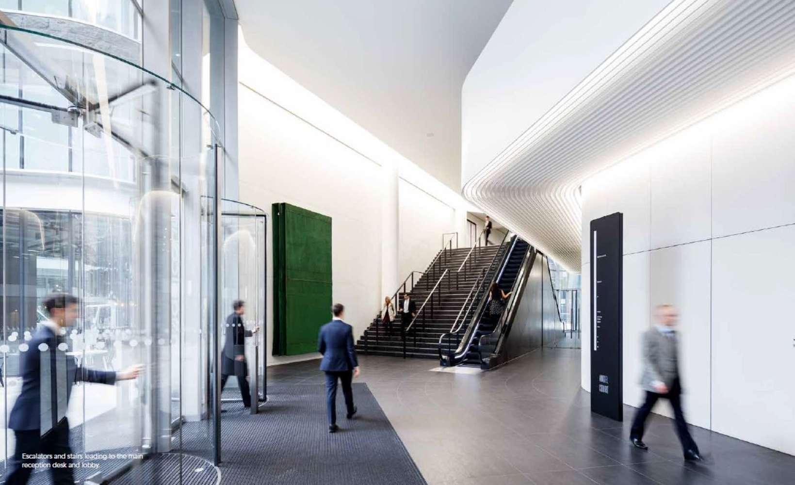 Office London, EC2R 7EQ - One Angel Court - 64058