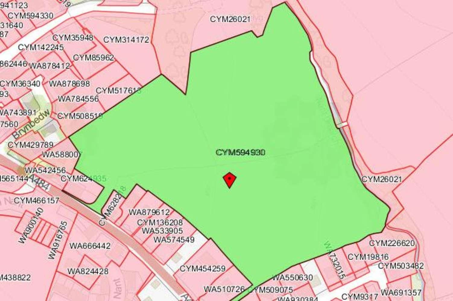 Industrial and logistics Cardigan, SA43 2NL - Residential Development Land, Llechryd - 594930