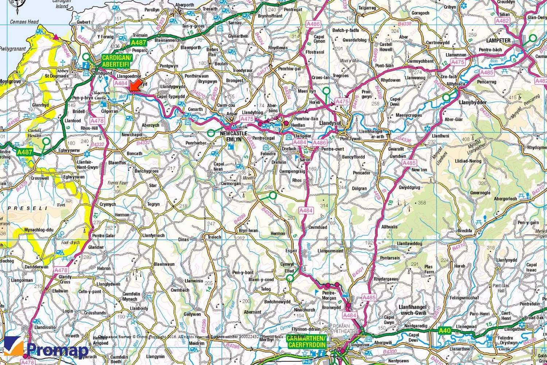 Industrial and logistics Cardigan, SA43 2NL - Residential Development Land, Llechryd - 13580