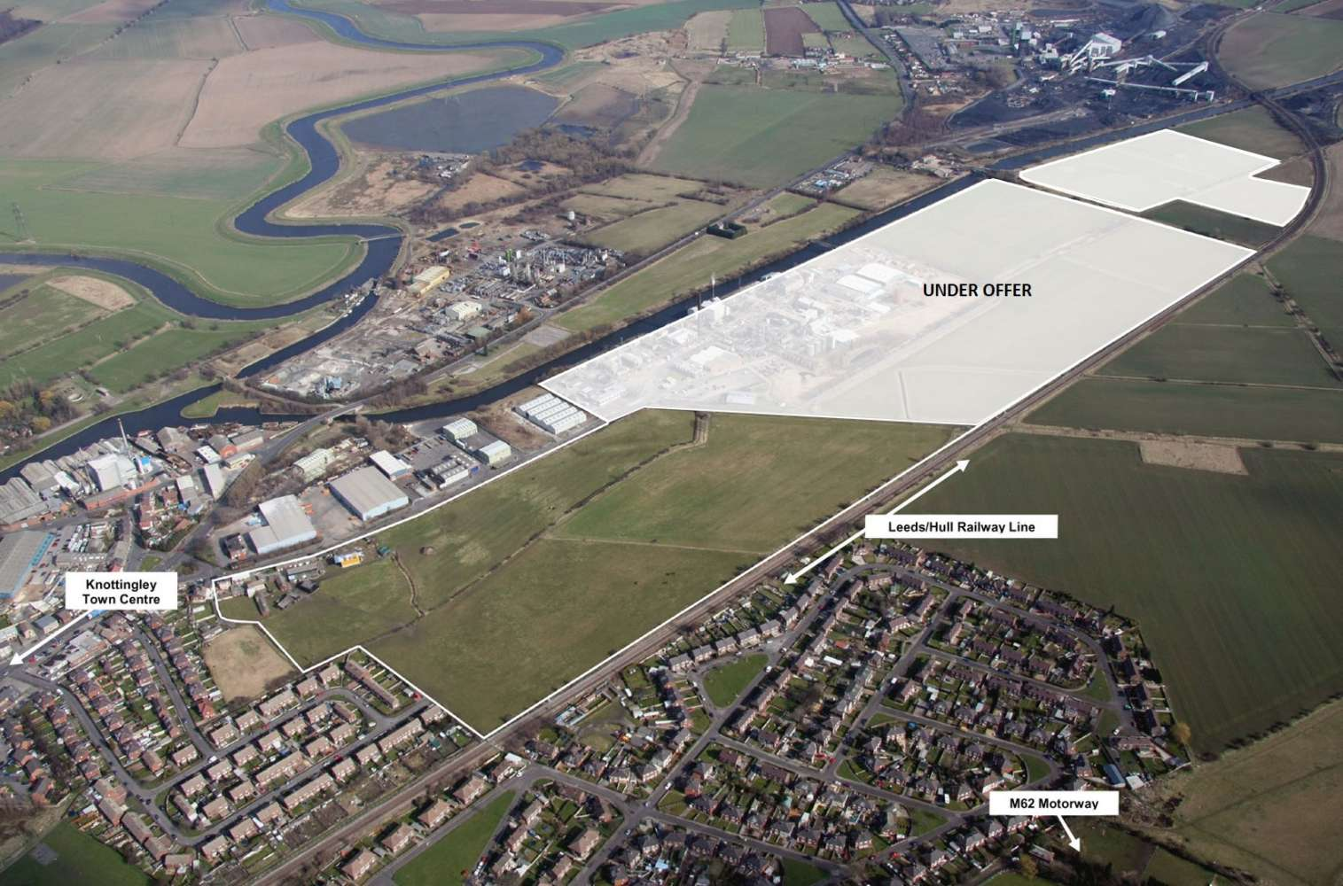Industrial and logistics Knottingley, WF11 8BN - Common Lane - 45247