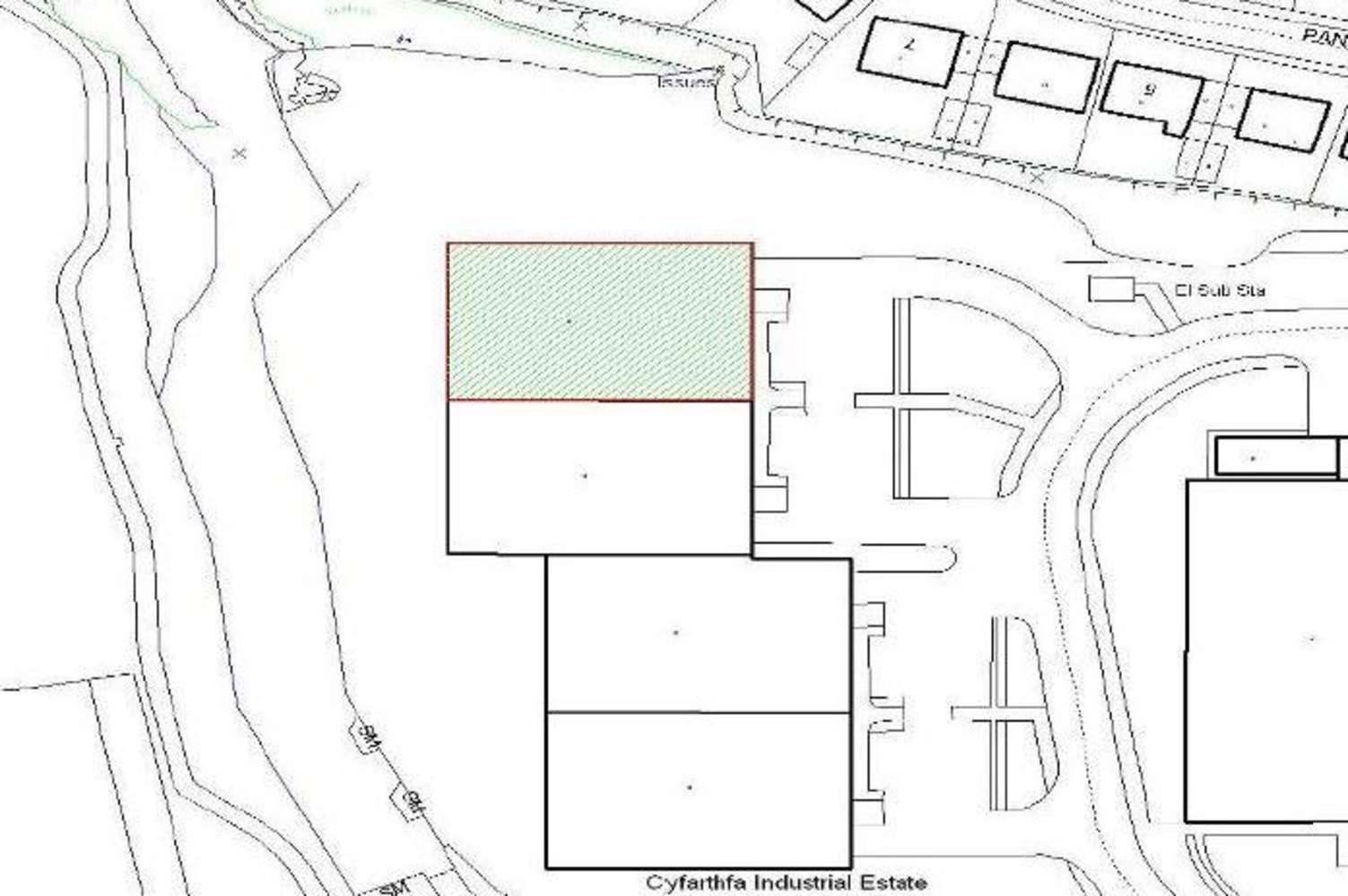 Industrial Merthyr tydfil, CF47 8PE - Unit 10-12, Cyfarthfa Industrial Estate - 12