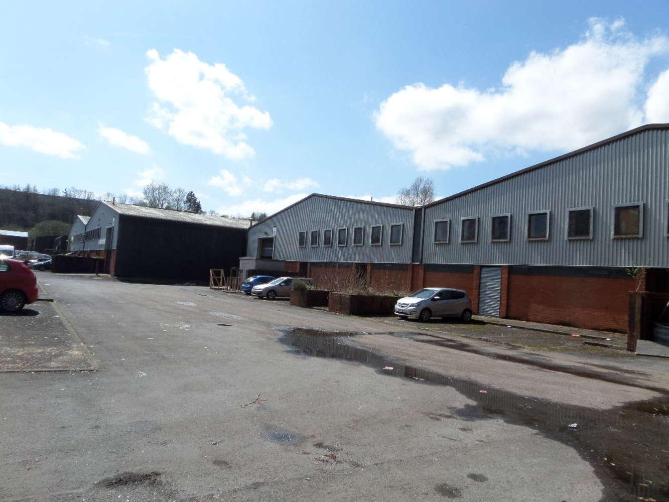 Industrial Merthyr tydfil, CF47 8PE - Unit 10-12, Cyfarthfa Industrial Estate - 2054