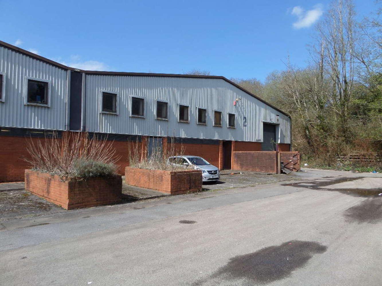 Industrial Merthyr tydfil, CF47 8PE - Unit 10-12, Cyfarthfa Industrial Estate - 2055