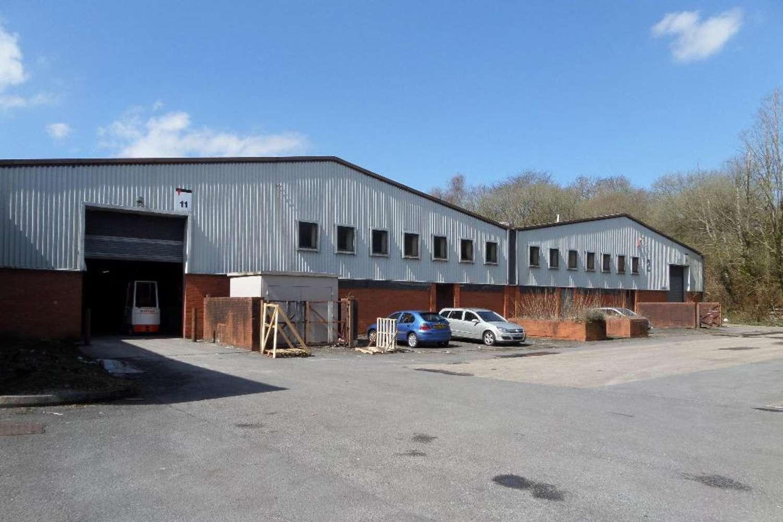 Industrial Merthyr tydfil, CF47 8PE - Unit 10-12, Cyfarthfa Industrial Estate - 2056