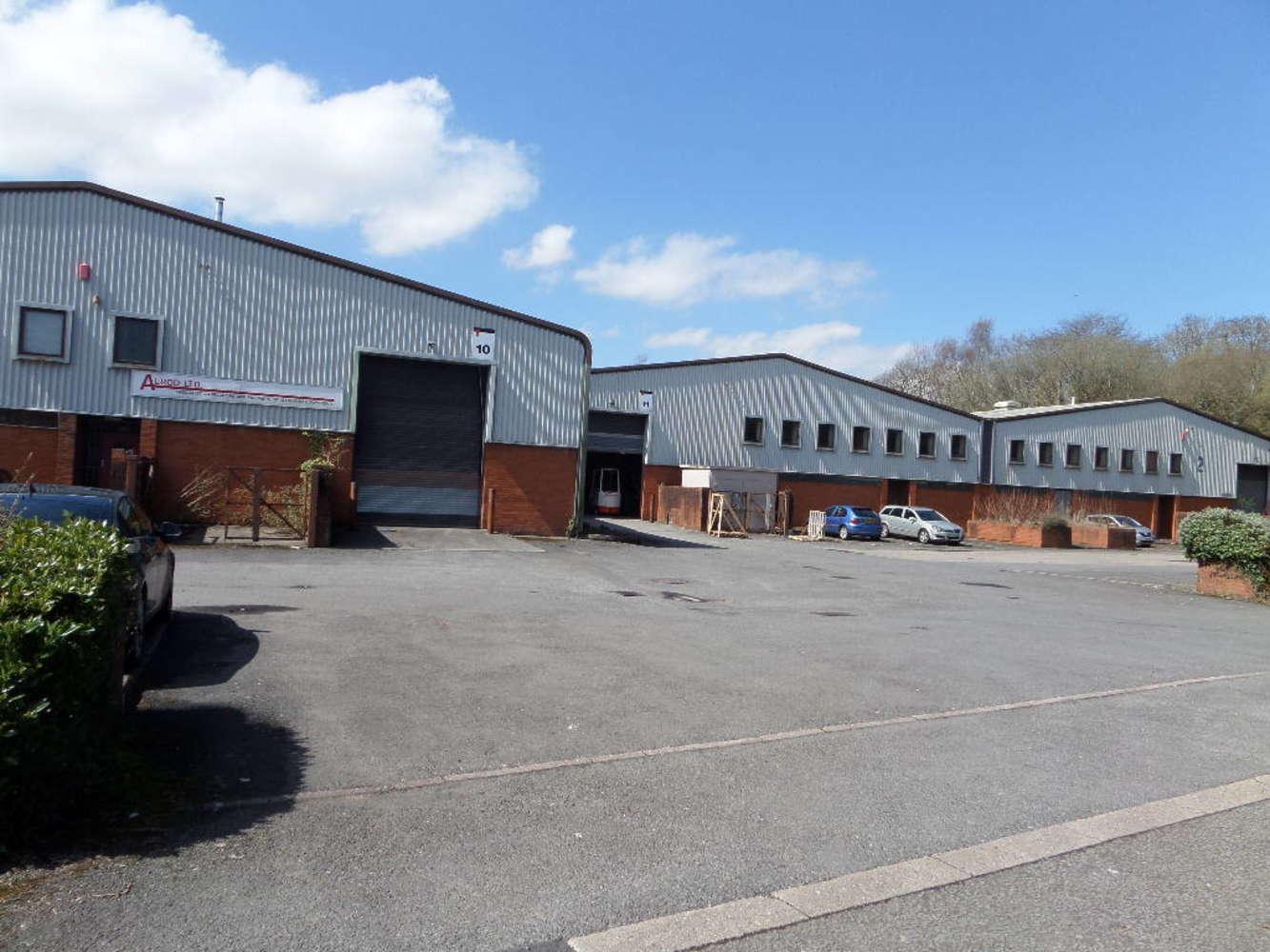 Industrial Merthyr tydfil, CF47 8PE - Unit 10-12, Cyfarthfa Industrial Estate - 2060