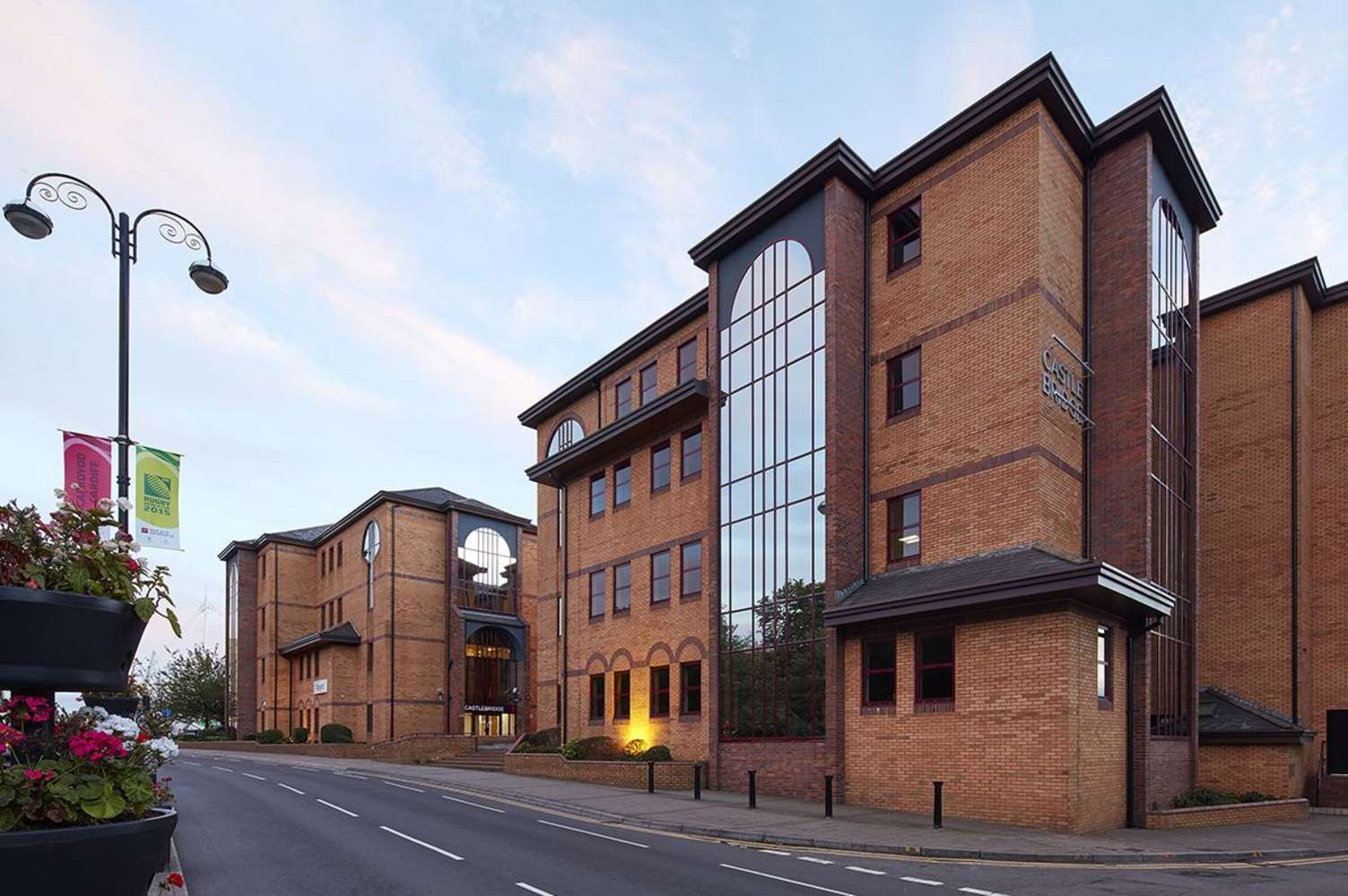 Offices Cardiff, CF11 9AB - Ground floor, 2 Castlebridge - 56077