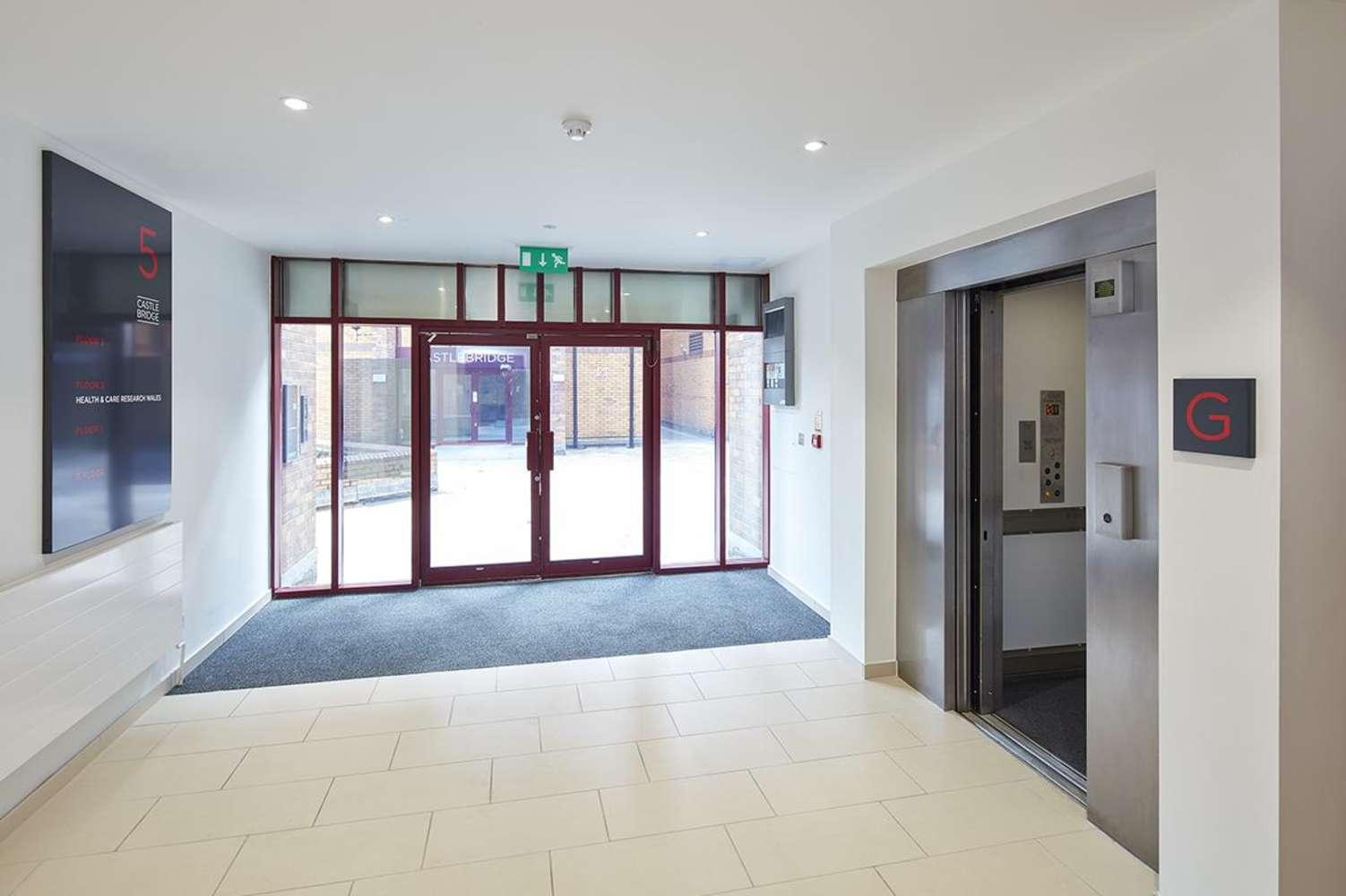 Offices Cardiff, CF11 9AB - Ground floor, 2 Castlebridge - 55855