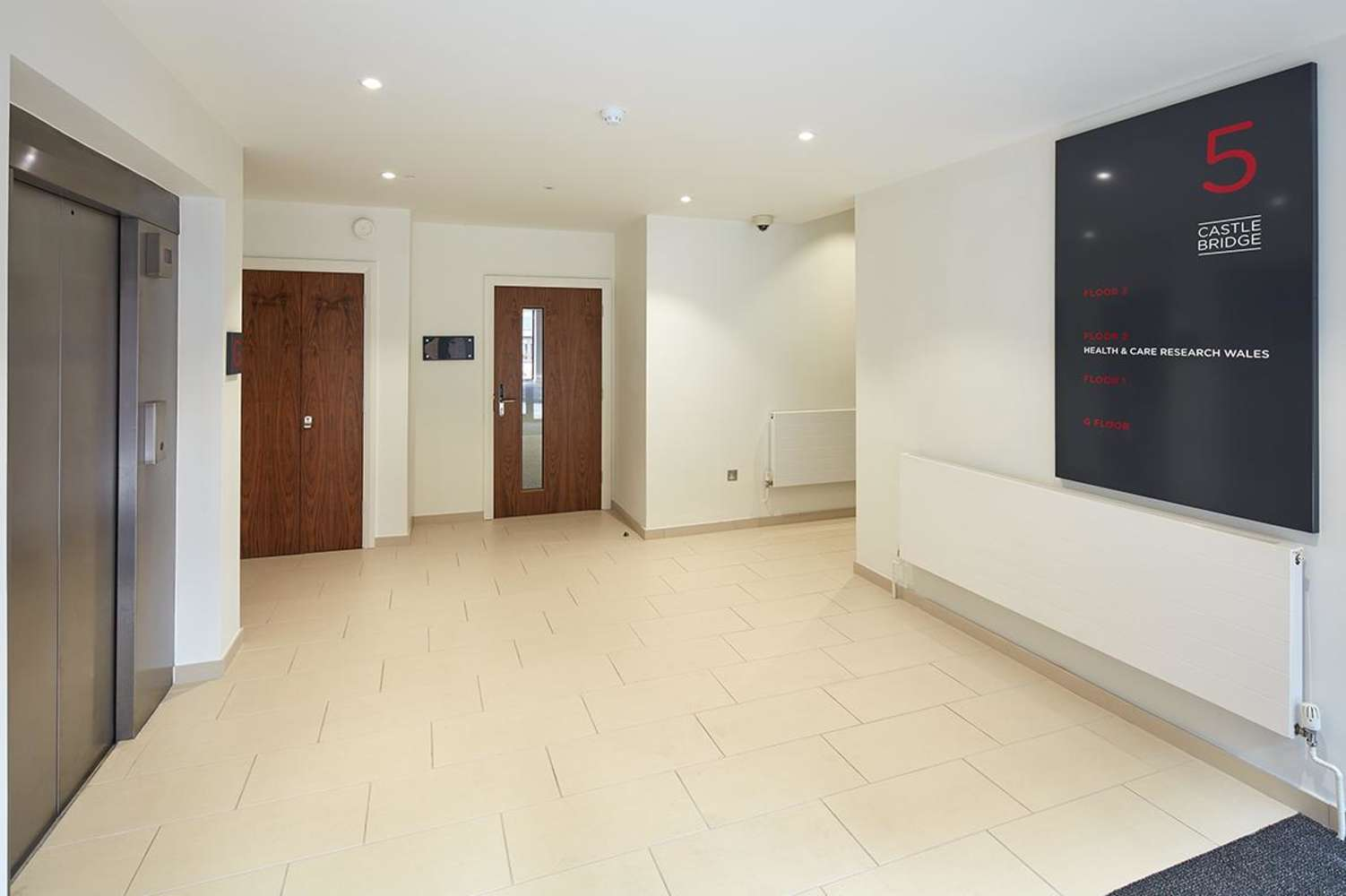 Offices Cardiff, CF11 9AB - Ground floor, 2 Castlebridge - 55862