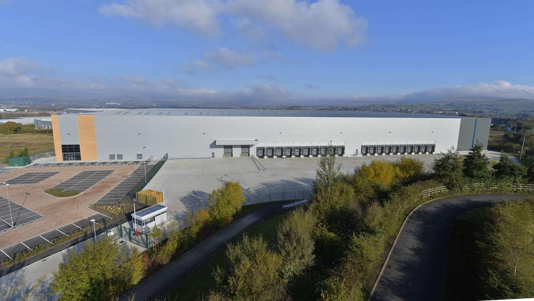 Industrial Rochdale, OL16 4NG - Kingsway 216 - 0237