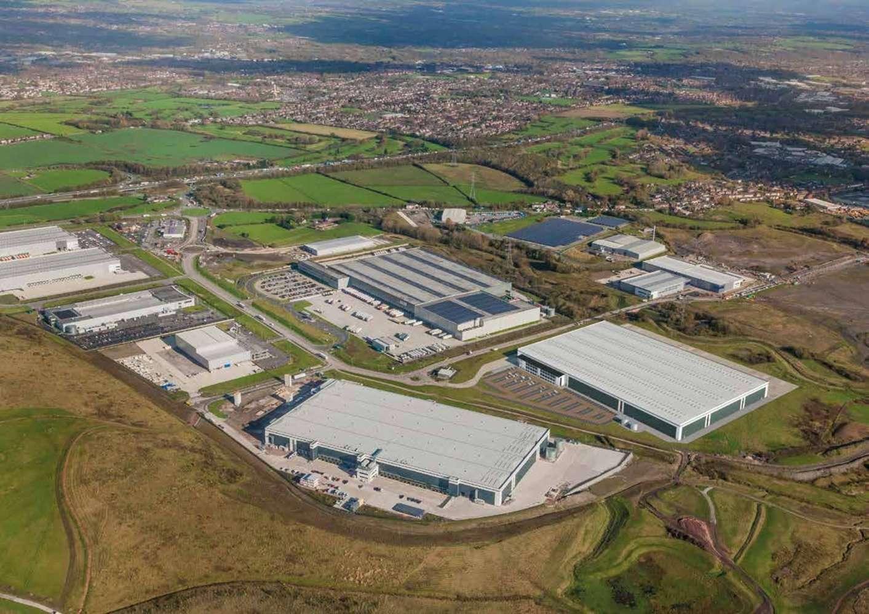 Industrial Bolton, BL5 1DB - 375 at Logistics North - 6