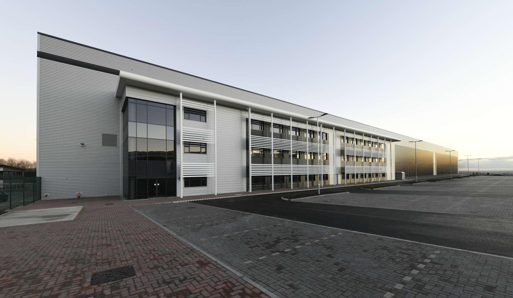 Industrial Bolton, BL5 1DB - 375 at Logistics North - 6223