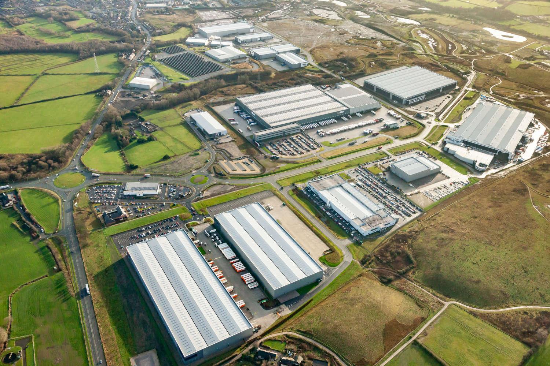 Industrial Bolton, BL5 1DB - 375 at Logistics North - 15