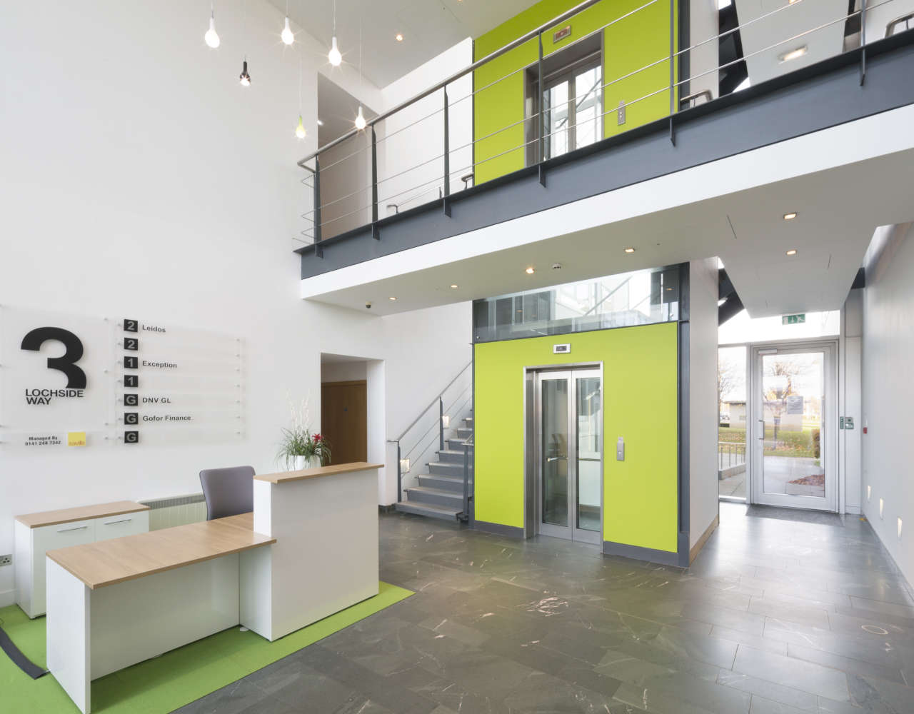 Office Edinburgh, EH12 9DT - Lochside House - 003