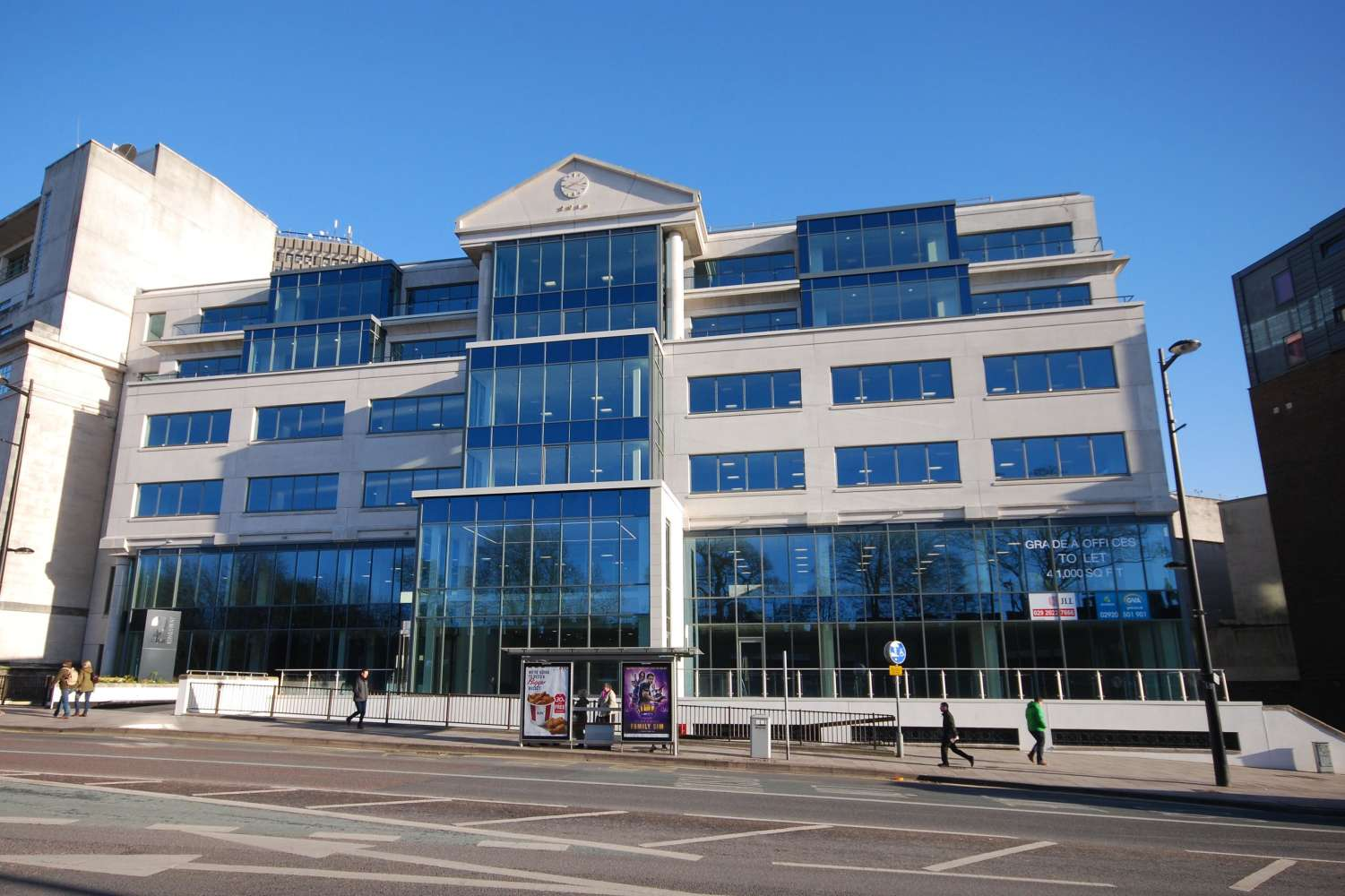 Office Cardiff, CF10 3FD - 2 Kingsway - 0145