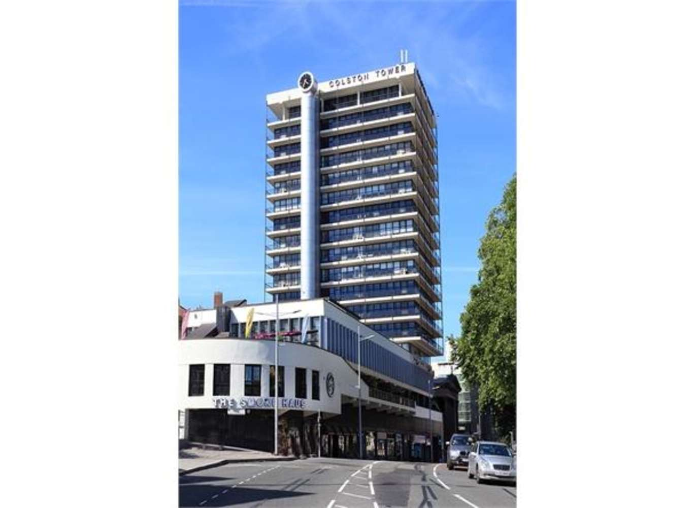 Office Bristol, BS1 4XE - Colston Tower - 89908