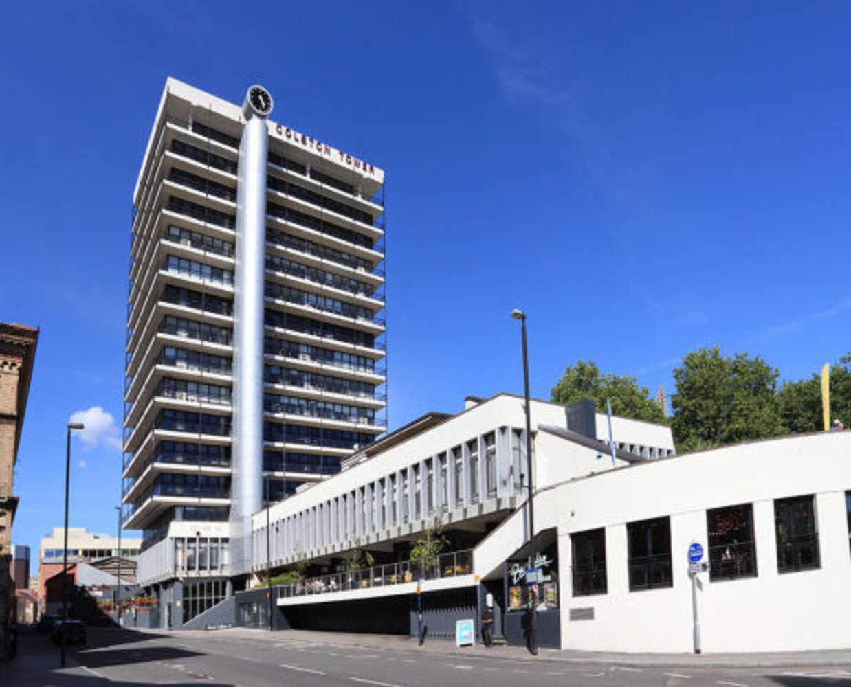 Office Bristol, BS1 4XE - Colston Tower - 1