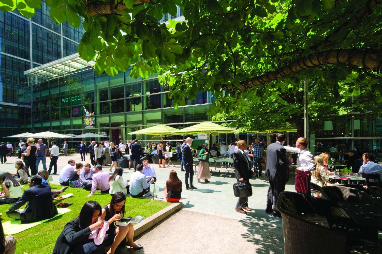 Office London, E14 5AX - 1 Canada Square - 05