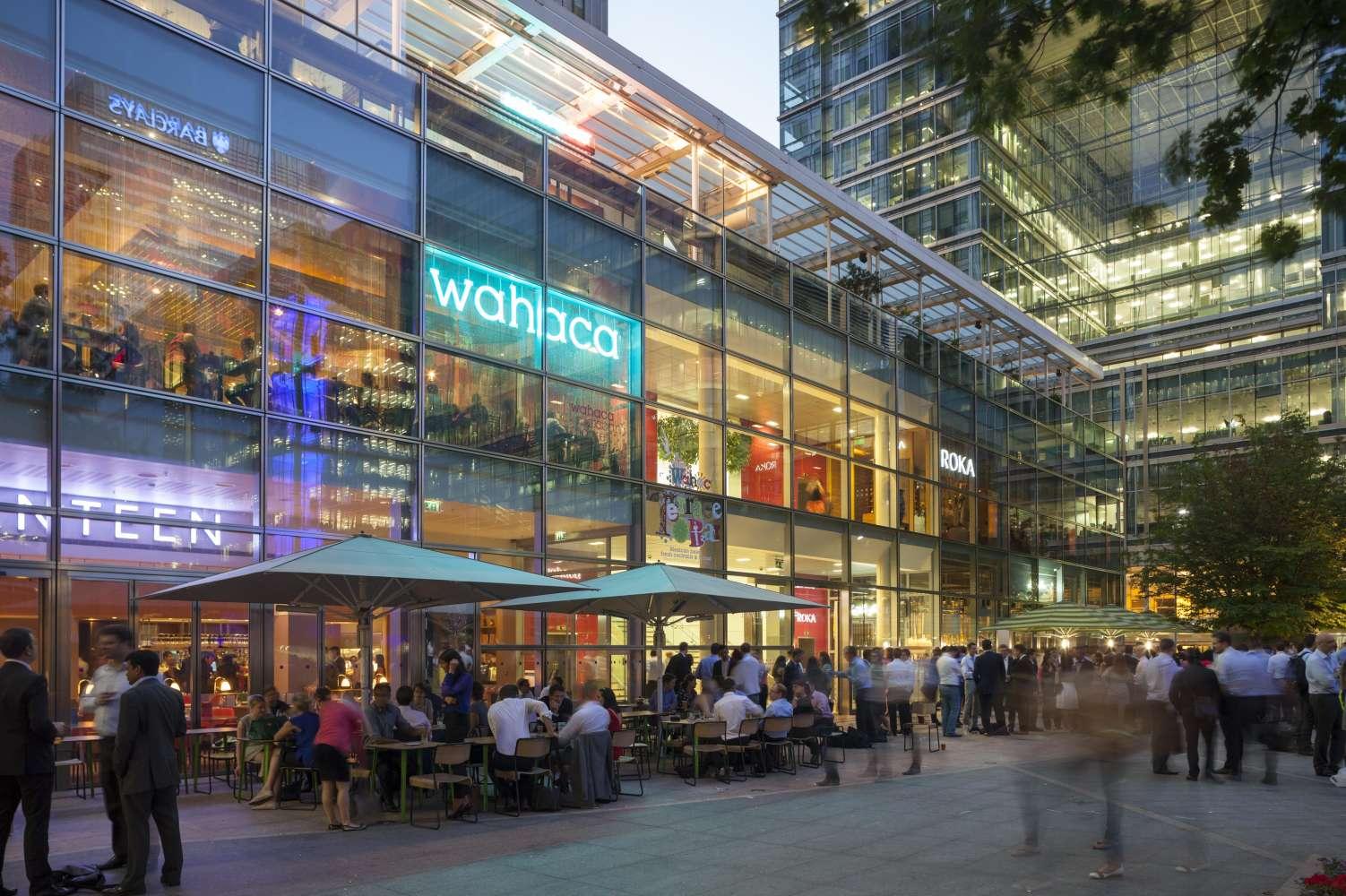 Office London, E14 5AX - 1 Canada Square - 2844