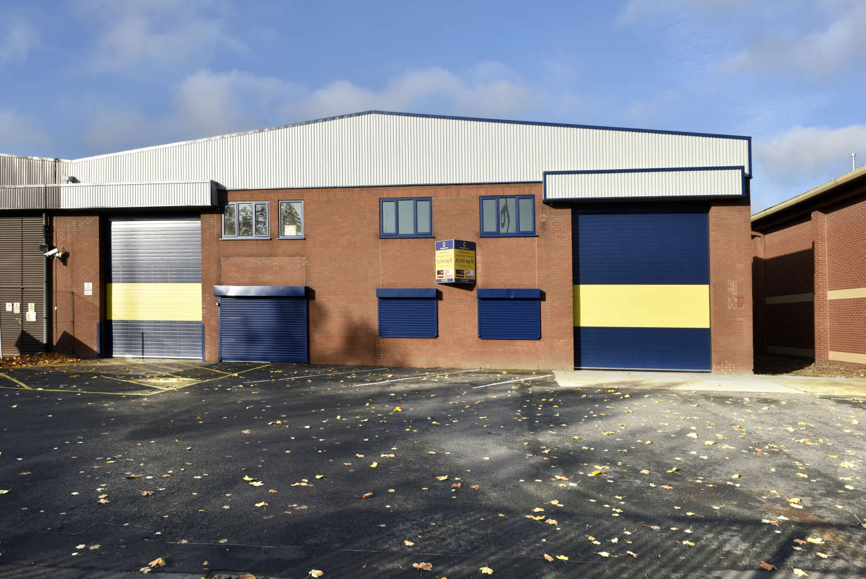 Industrial and logistics Leeds, LS12 6HH - Confederation Business Park, Unit C - 002