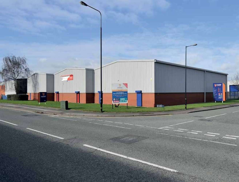 Industrial Trafford park, M17 1SR - Harp Industrial Estate - 2
