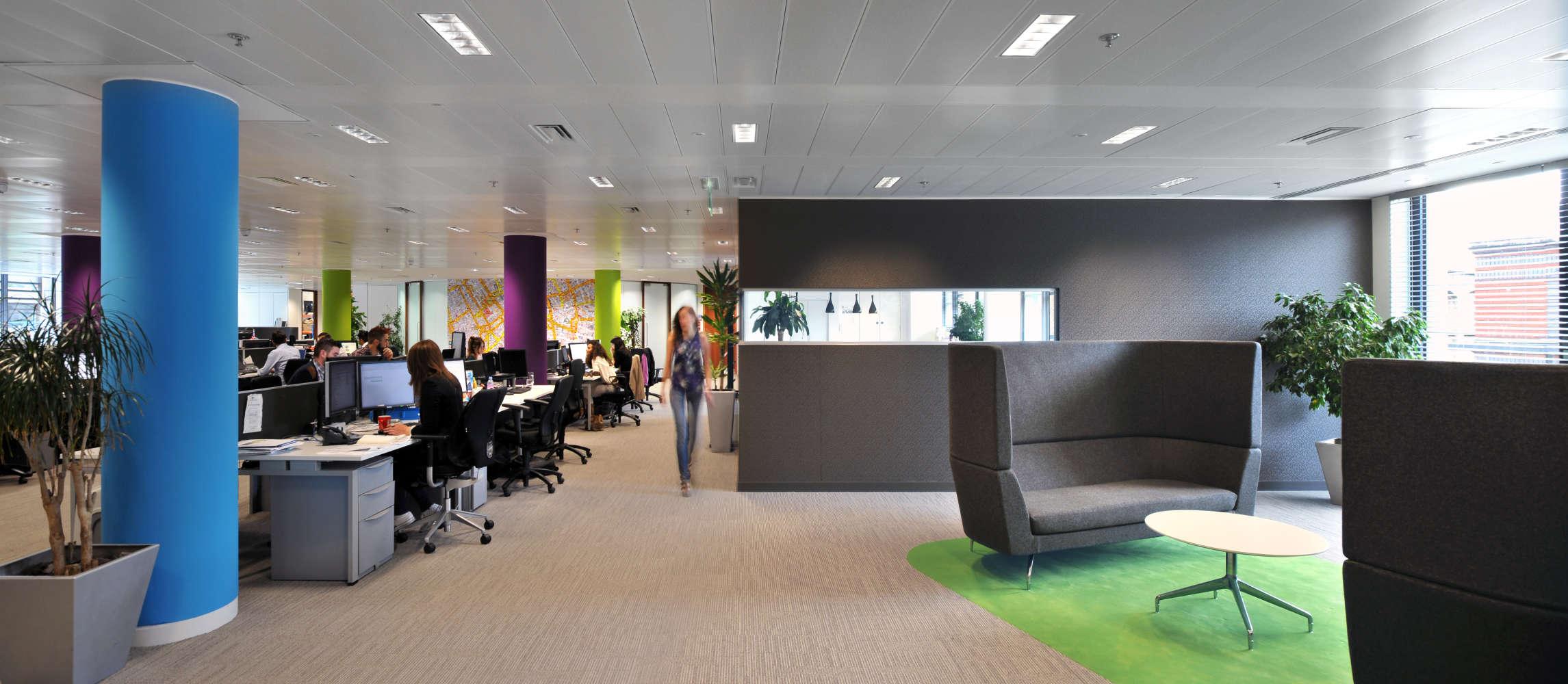 Office London, EC1A 4HY - 140 Aldersgate Street - 5802