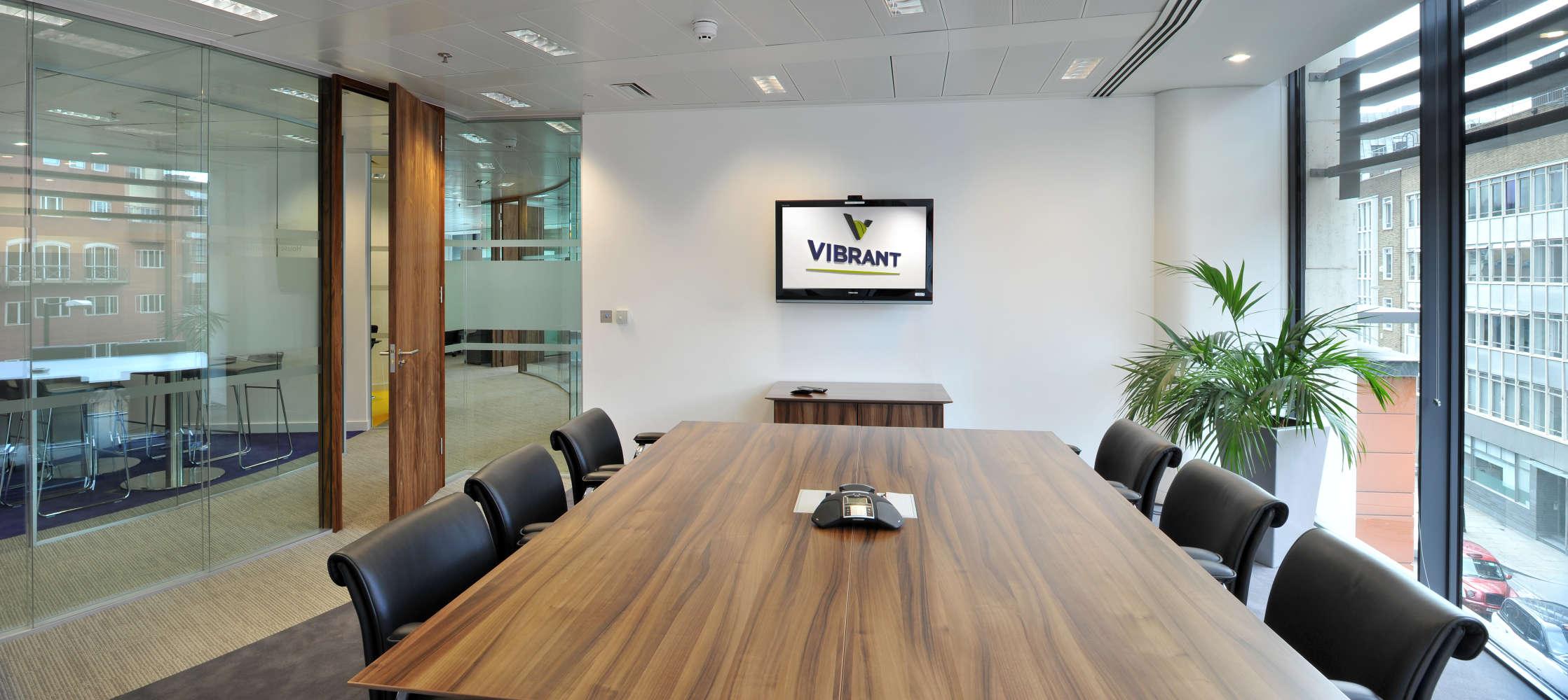 Office London, EC1A 4HY - 140 Aldersgate Street - 5853