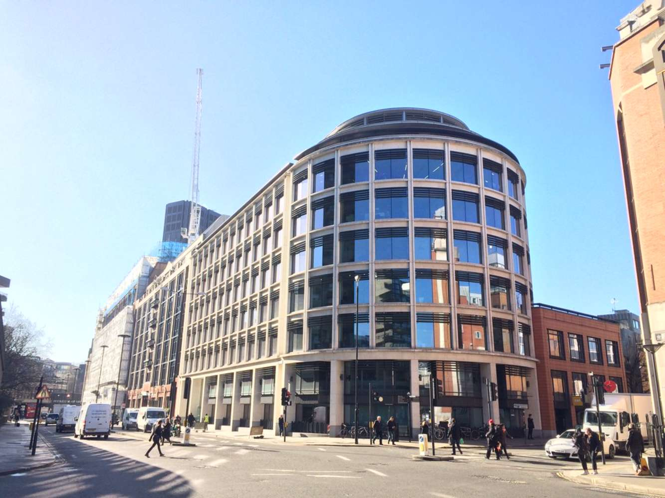 Office London, EC1A 4HY - 140 Aldersgate Street - 16819