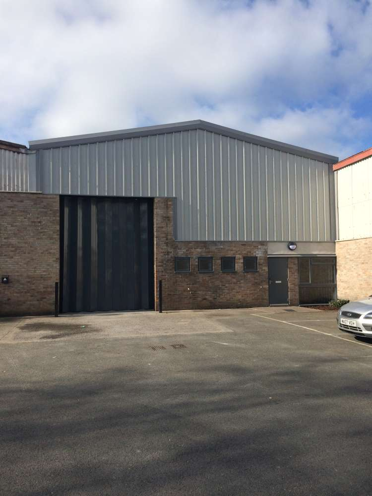 Industrial and logistics Newton abbot, TQ12 6UD - 26 Crossgrange Trading Estate, Heathfield Industrial Estate - 0689