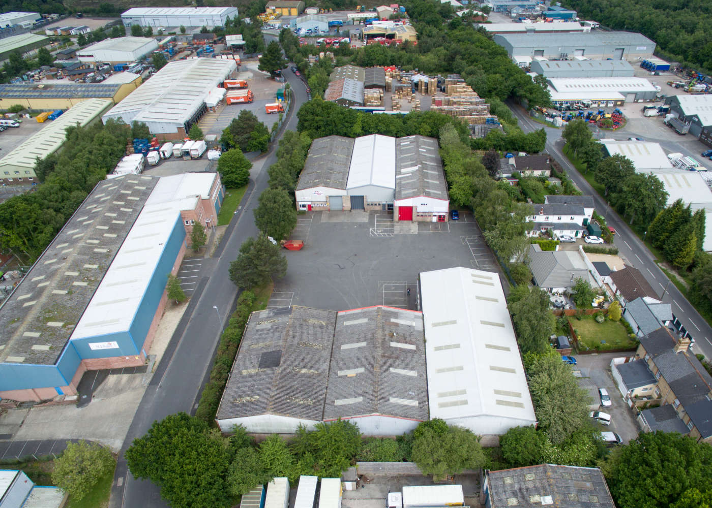 Industrial and logistics Newton abbot, TQ12 6UD - 26 Crossgrange Trading Estate, Heathfield Industrial Estate - 10