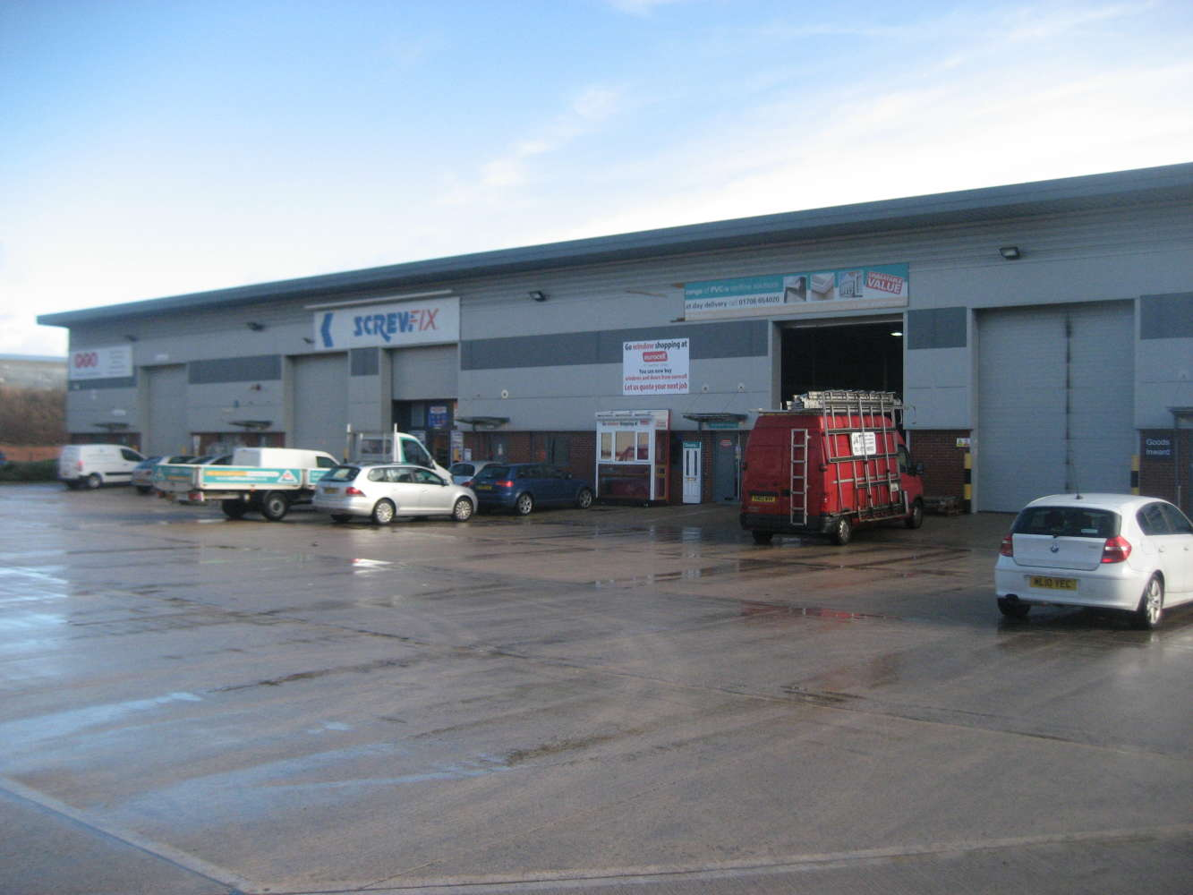 Industrial and logistics Rochdale, OL16 5NP - Unit 8, Magnum Trade Park - 373