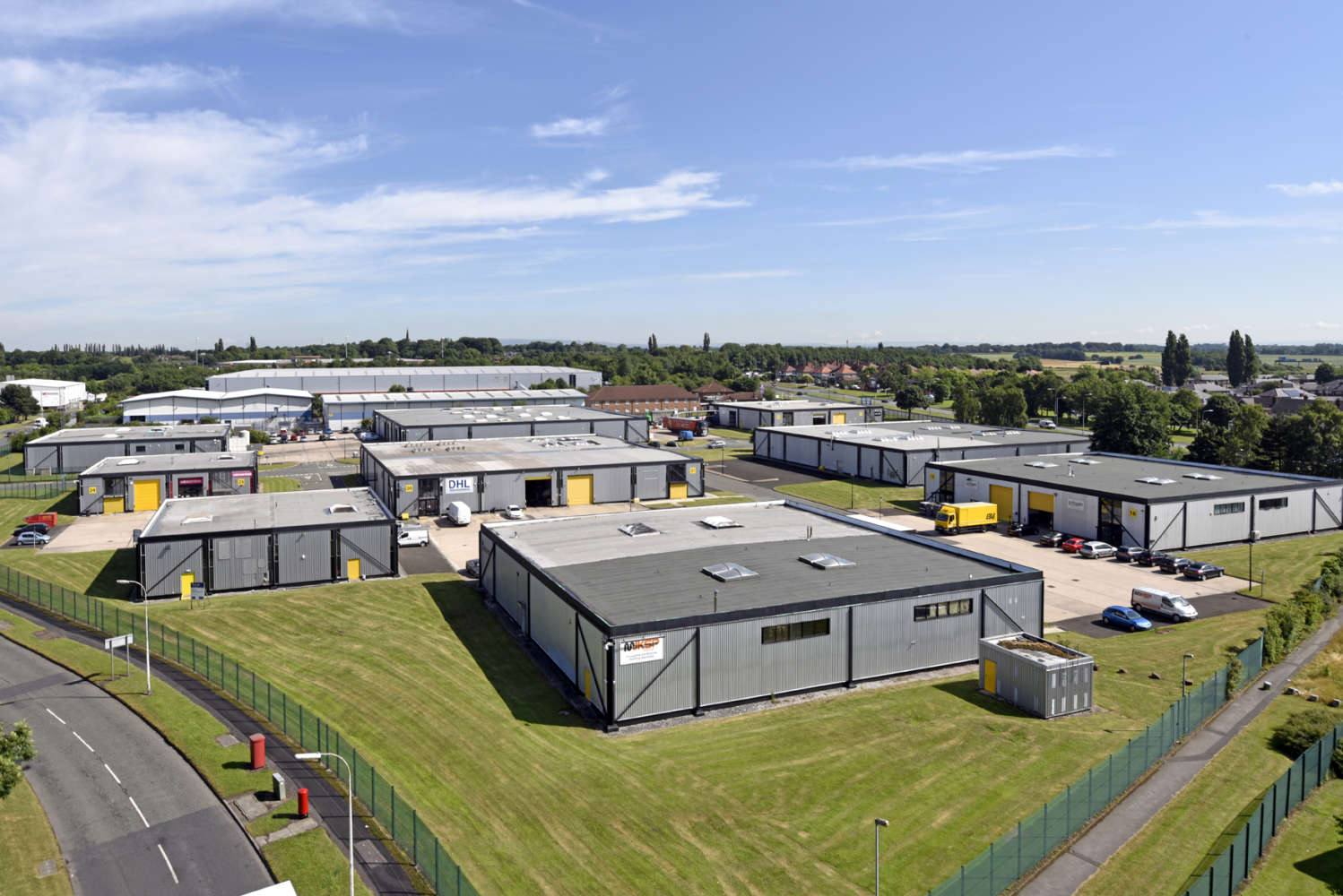 Industrial and logistics Warrington, WA2 8RF - Winwick Quay Business Park - 008