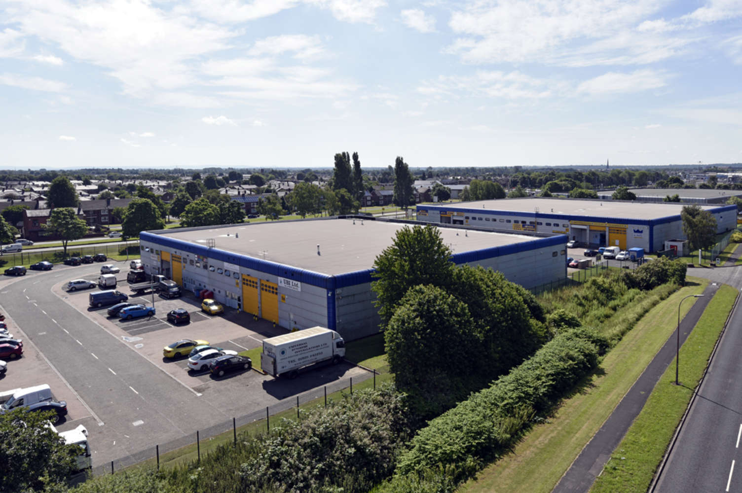Industrial and logistics Warrington, WA2 8RF - Winwick Quay Business Park - 011