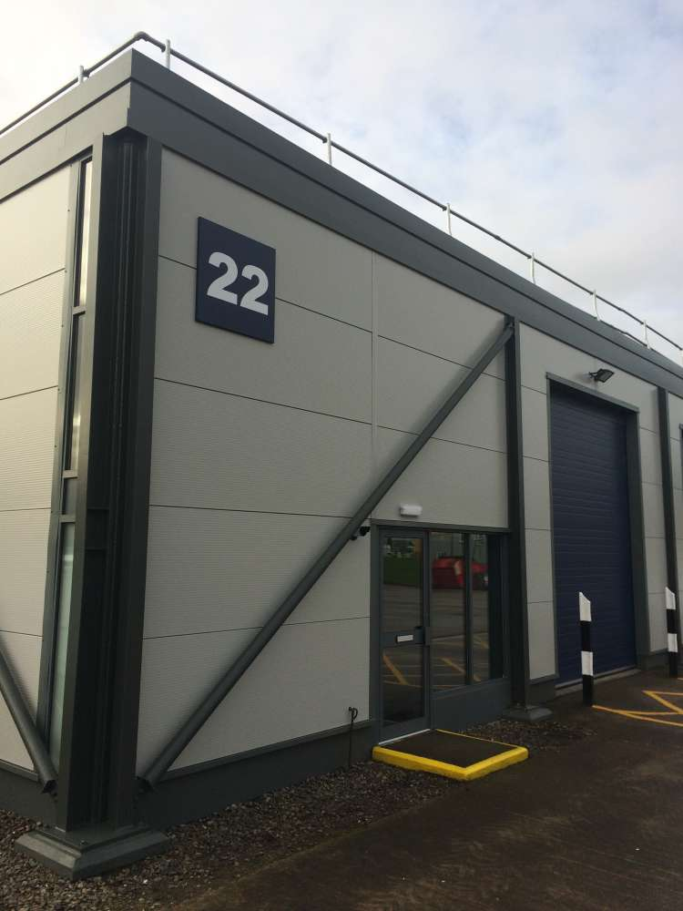 Industrial and logistics Warrington, WA2 8RF - Winwick Quay Business Park - 8701
