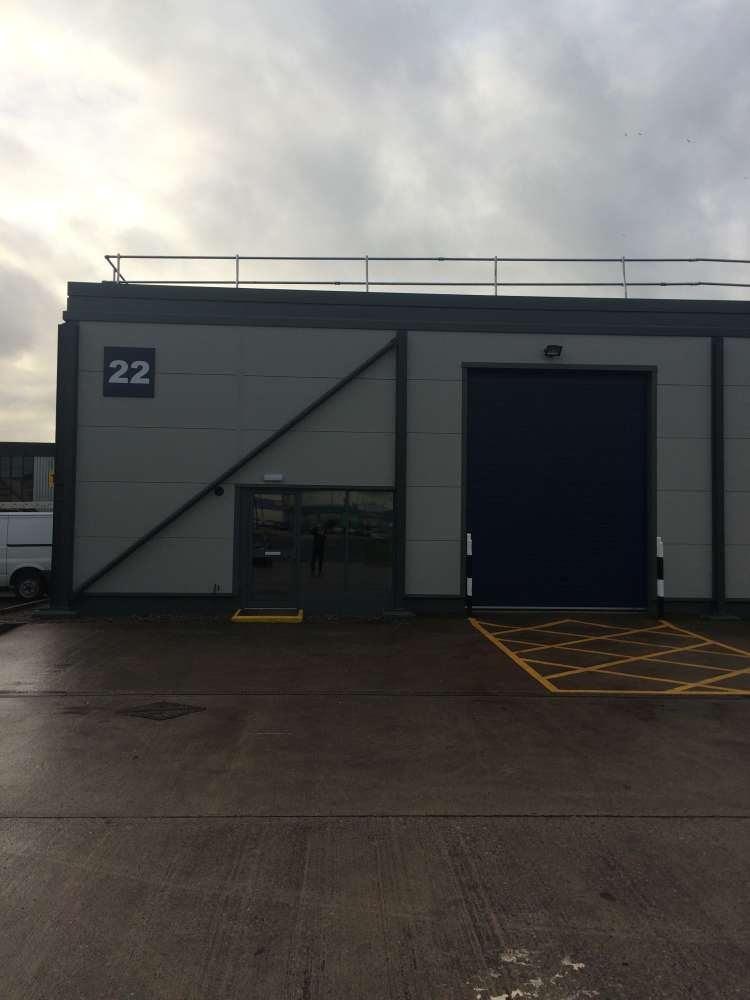 Industrial and logistics Warrington, WA2 8RF - Winwick Quay Business Park - 8700