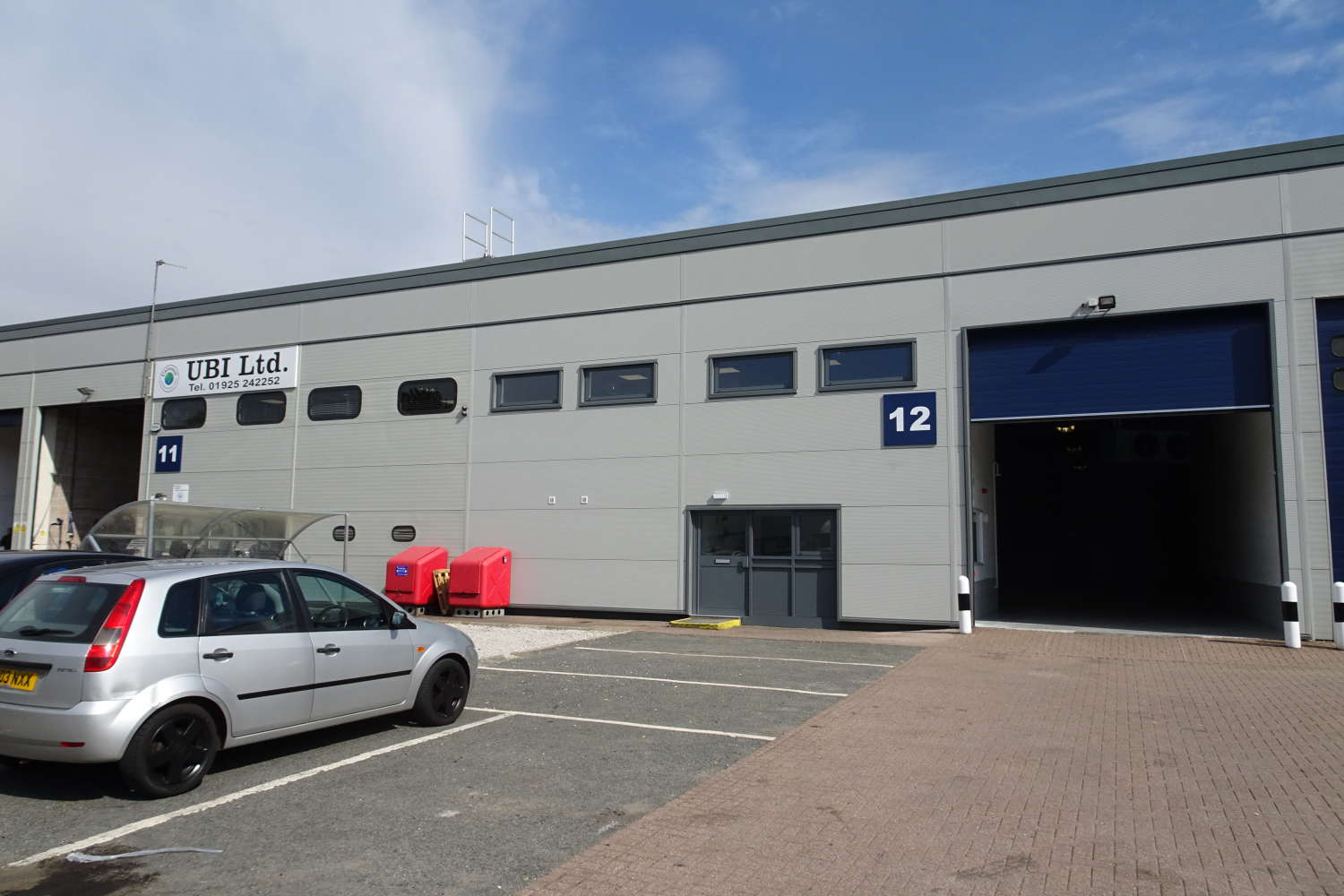 Industrial and logistics Warrington, WA2 8RF - Winwick Quay Business Park - 037