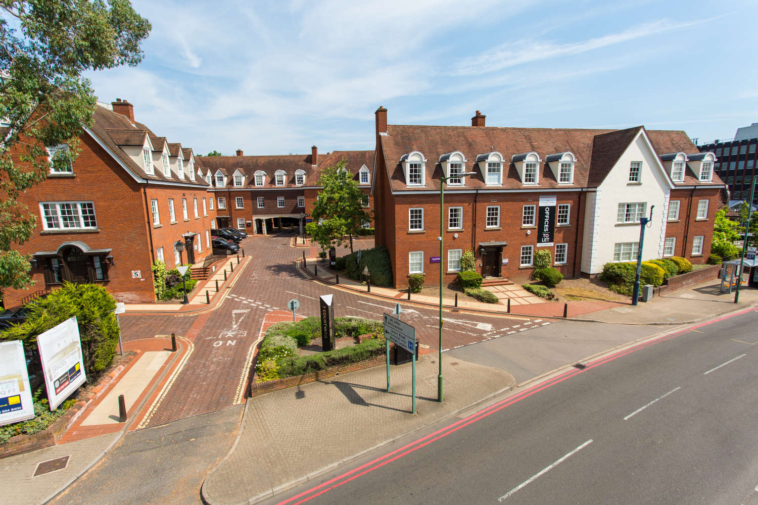 Offices Solihull, B91 3DA - 1 The Courtyard - 01072018009