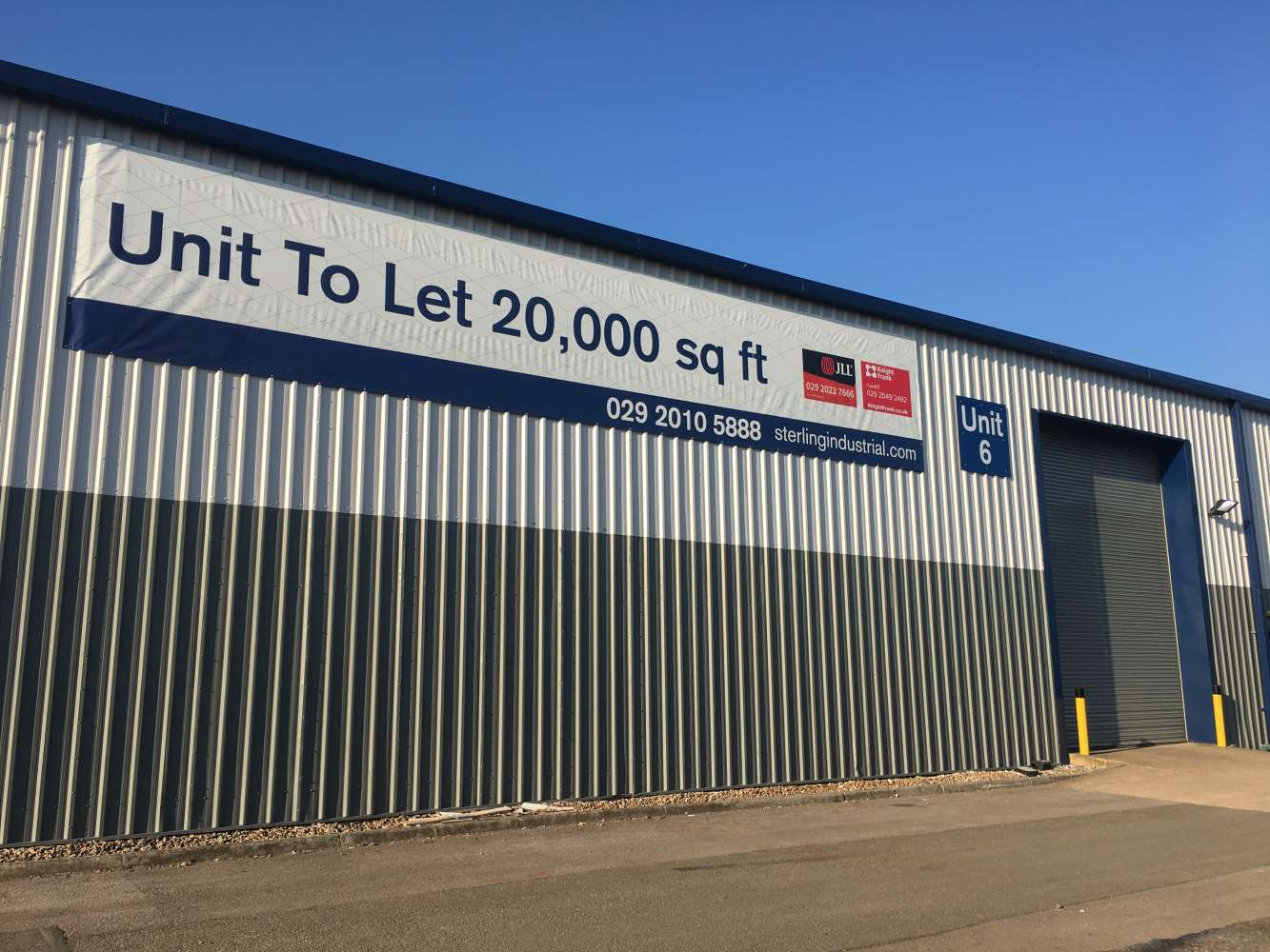 Industrial Cardiff, CF24 5EN - Unit 6, Trident Industrial Park - 3019