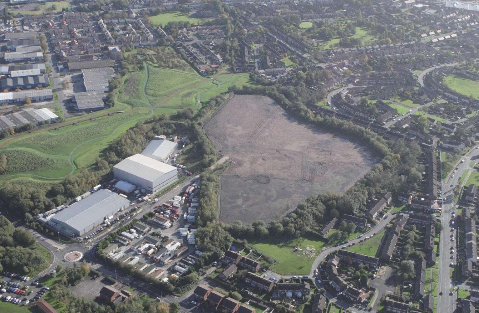 Industrial Salford, M38 9PU - Ashtons Field - 1