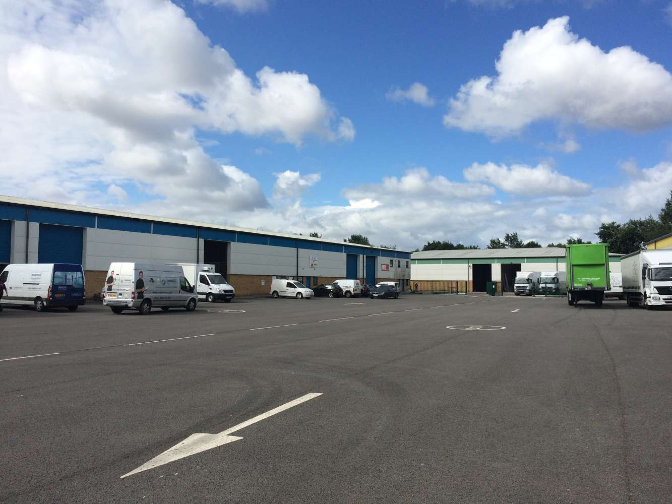 Industrial and logistics Cardiff, CF3 2PX - Unit M1, The Levels Business Park - 1011