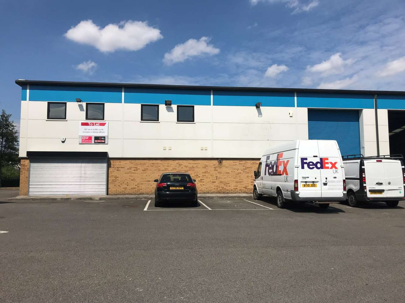 Industrial and logistics Cardiff, CF3 2PX - Unit M1, The Levels Business Park - 3