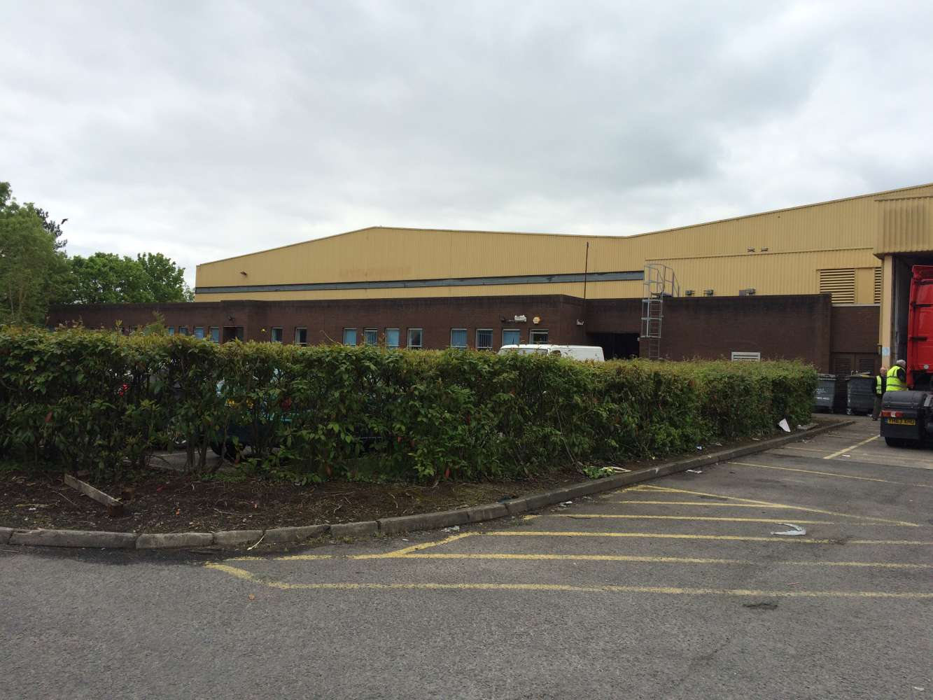 Industrial and logistics Chepstow, NP16 6UD - Former Littlewoods Premises, Newhouse Farm Industrial Estate  - 0438