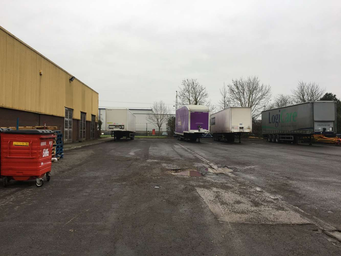 Industrial and logistics Chepstow, NP16 6UD - Former Littlewoods Premises, Newhouse Farm Industrial Estate  - 0075