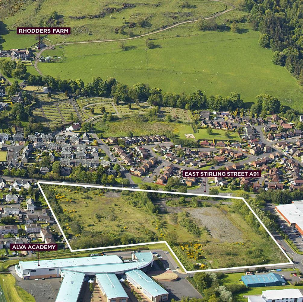 Land Alva, FK12 5HW - East Stirling Street - 3