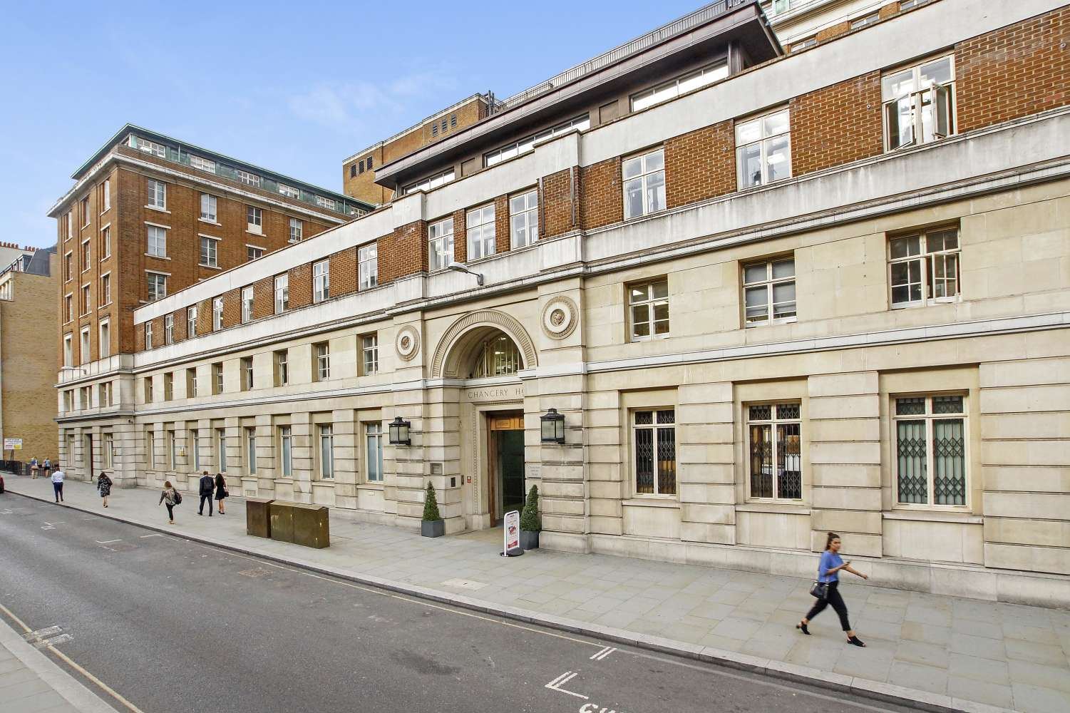 Office London, WC2A 1QS - Chancery House - 02552