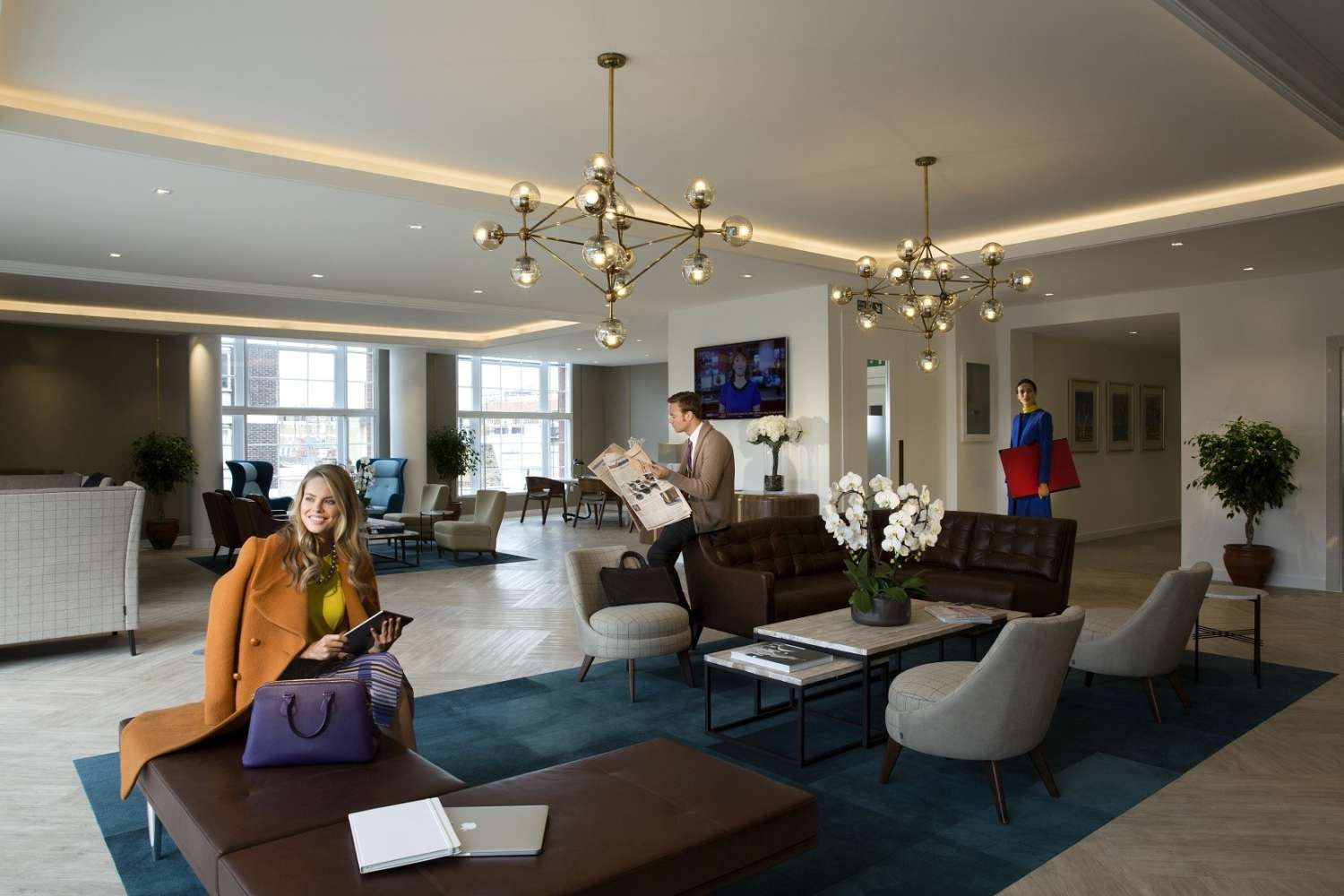 Serviced office London, SW3 6RD - Michelin House, Fulham - 2