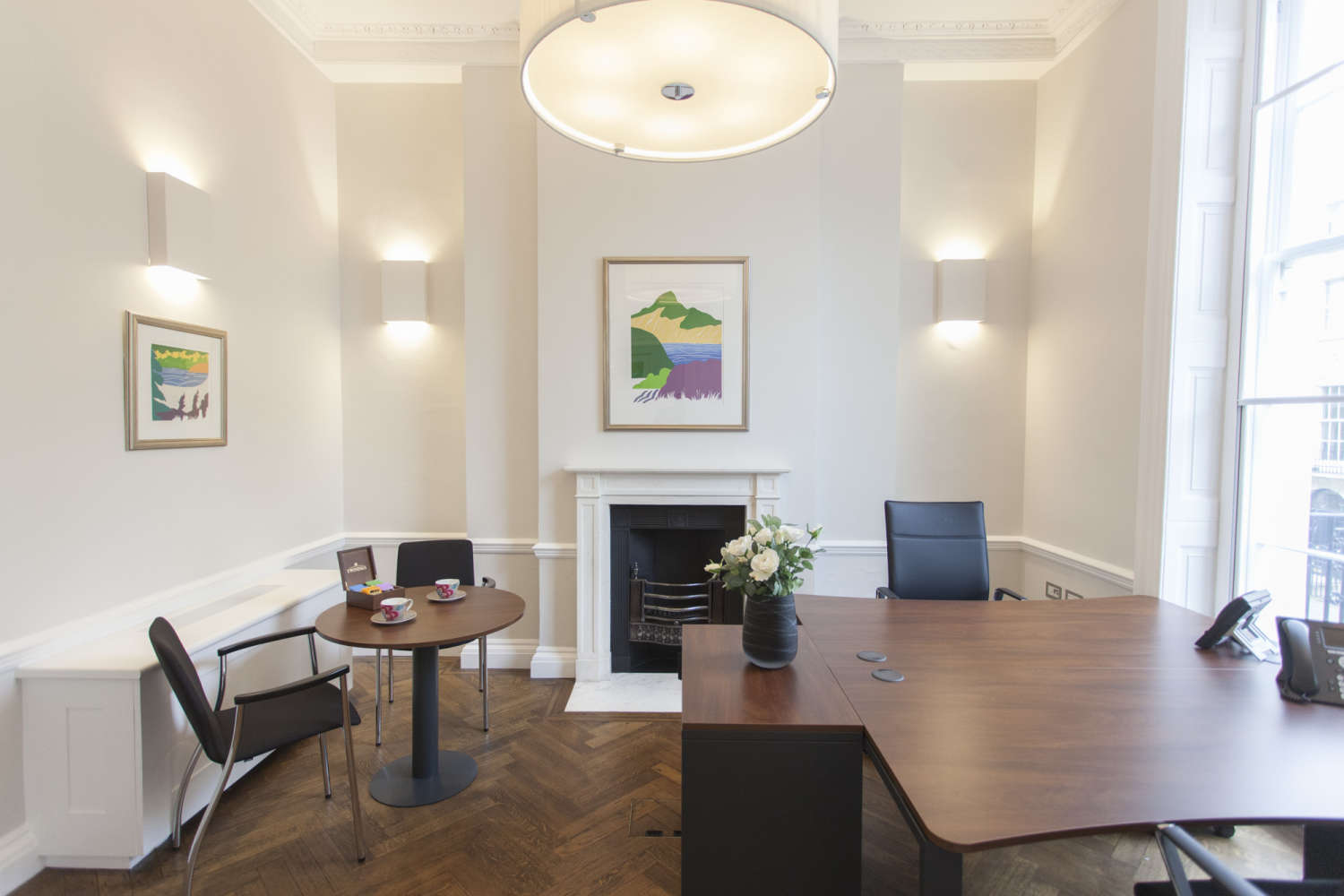 Serviced office London, W1U 8HR - 21 Gloucester Place - 0653