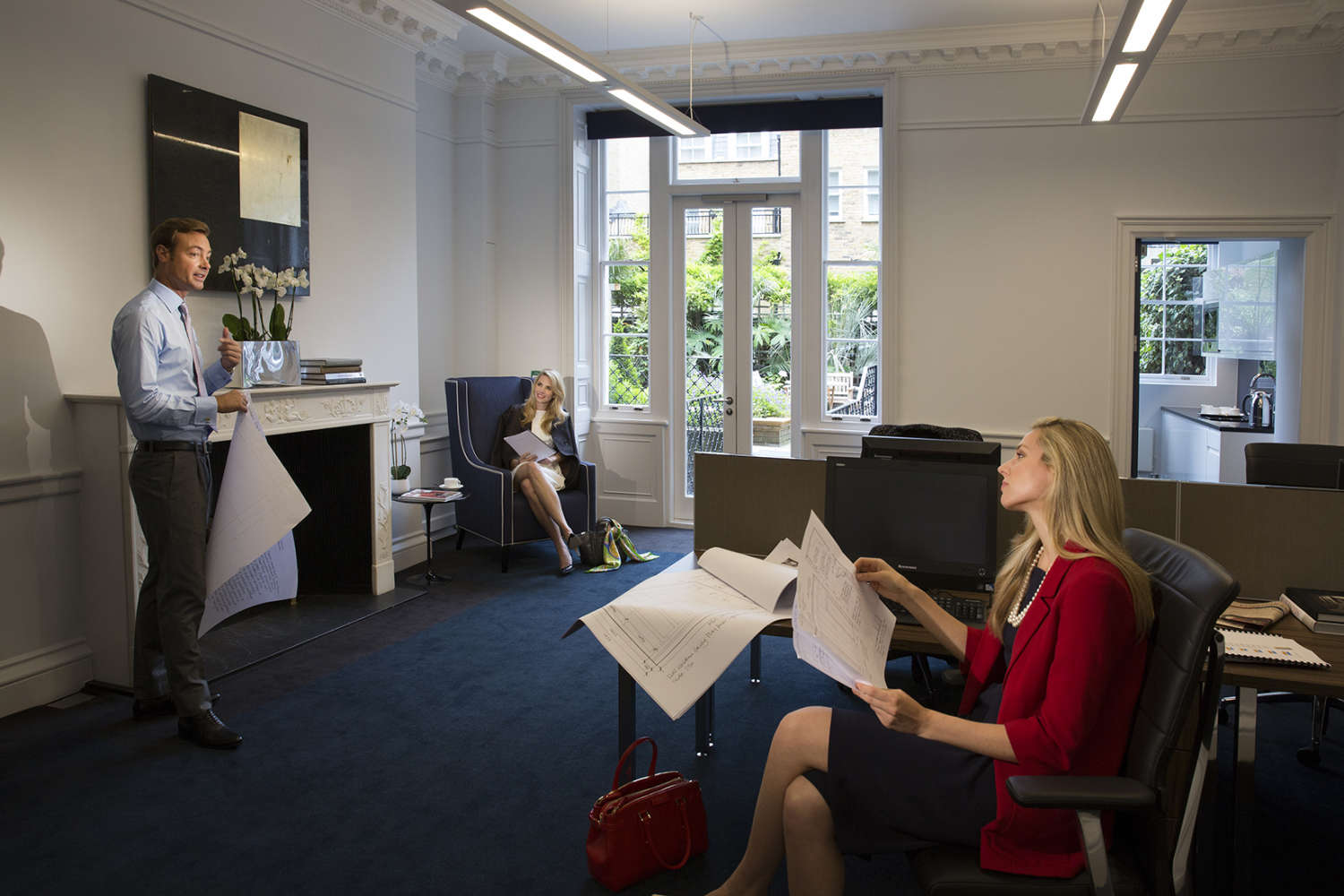 Serviced office London, W1J 5NG - 8-10 Hill Street - 06059