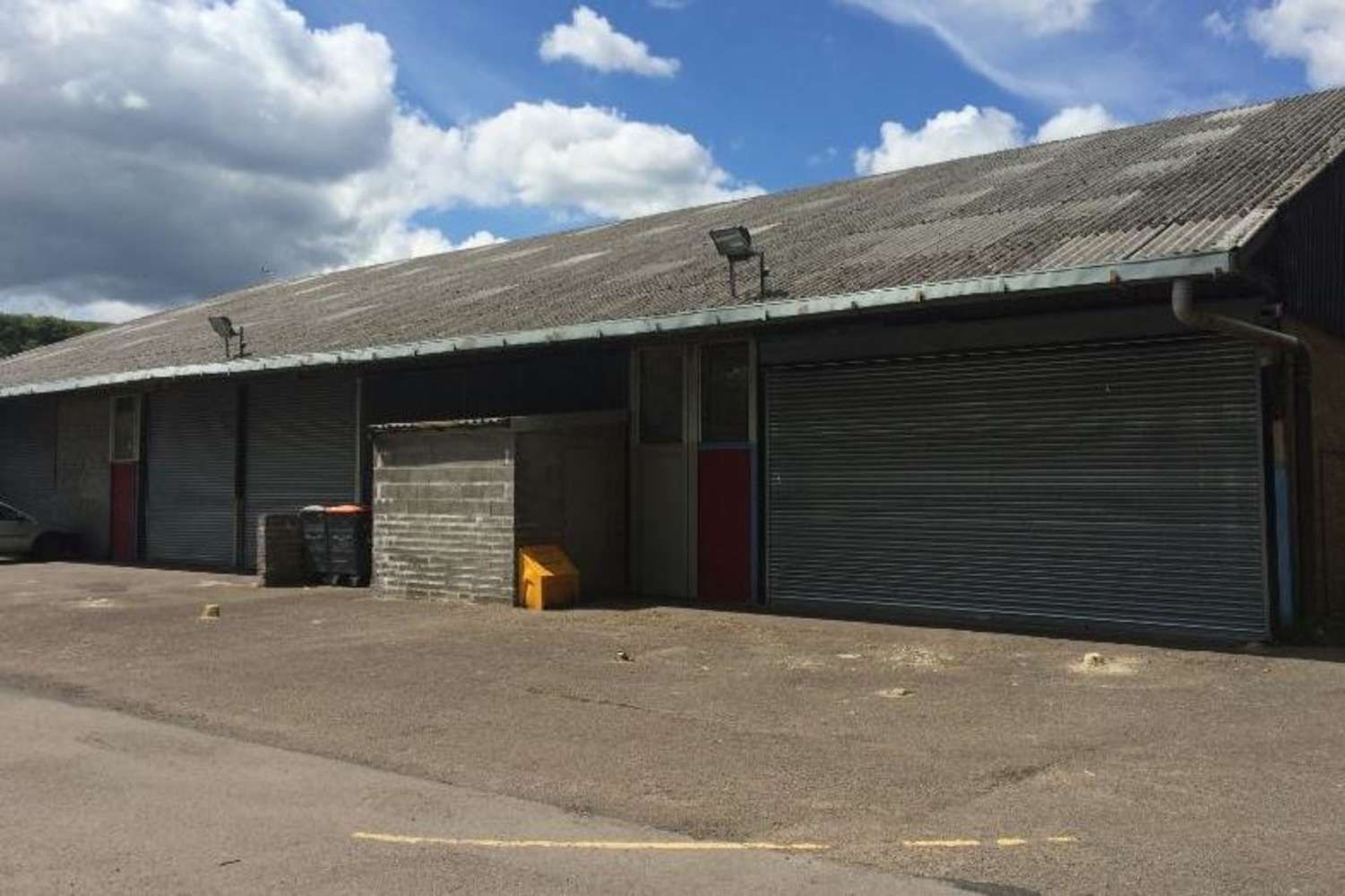 Industrial and logistics Rhymney, NP22 5XE - The Whitbread Enterprise Centre - 2
