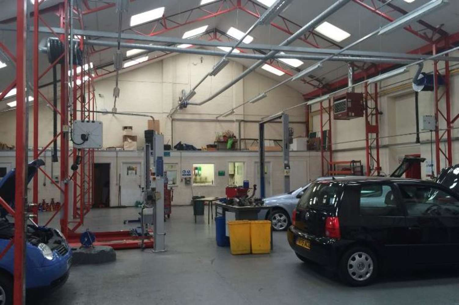 Industrial and logistics Rhymney, NP22 5XE - The Whitbread Enterprise Centre - 3740